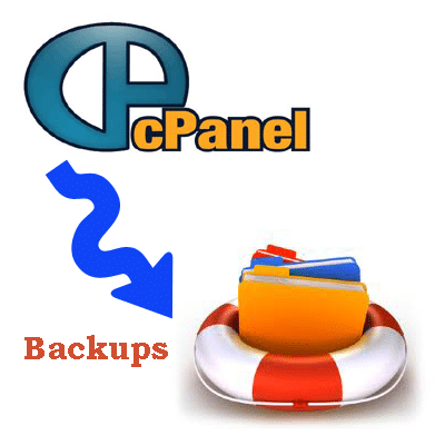backup of site from cpanel