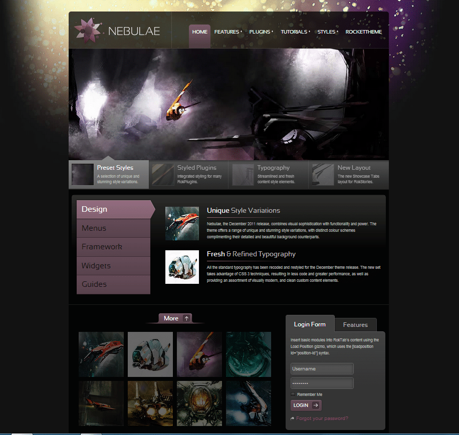 nebulae-wordpress-theme