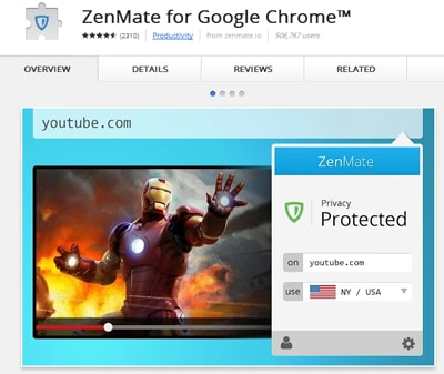 Best Proxy Extension for Opening YouTube