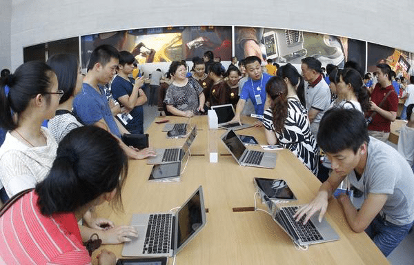 China Government Ban All Apple Products for Employees