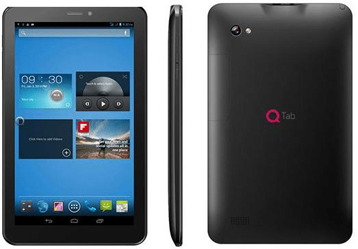 Q Mobile Tablets Prices in Pakistan