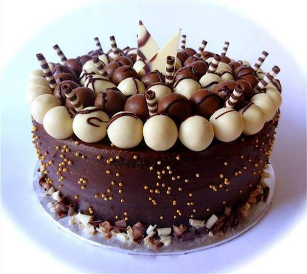 chocolate cake for birthday ideas