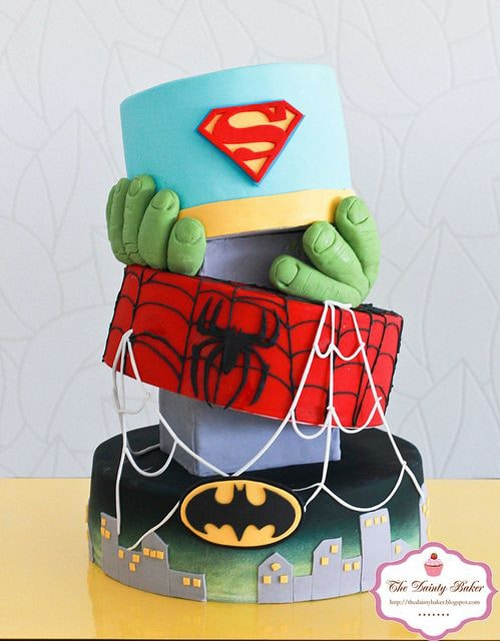 boys birthday cakes decorating ideas