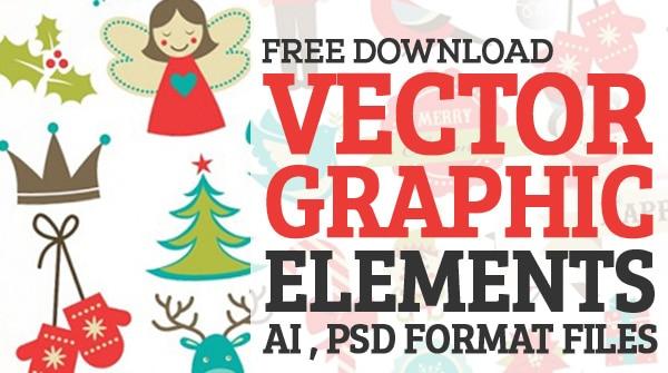 Download PSD, AI, vector Graphic design files free