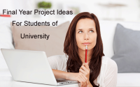 Final Year Project Ideas for Computer Science