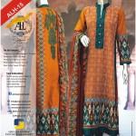 Aamit Liquat Hussain Lawn prints styles colors