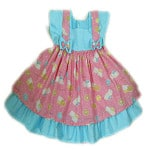 Cotton frocks for new born babies