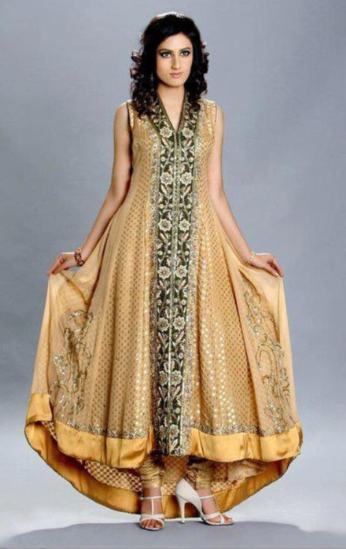 Pakistani walima dresses for bridals