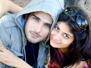Imran Abbas wife pics