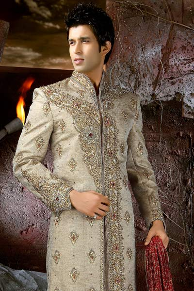 Men groom dresses for barat