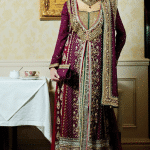 Pakistani Bridal Barat Dresses 2015