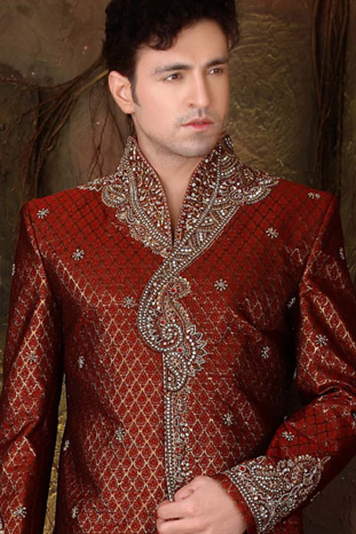 new barat dresses for groom 2015