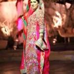 Pakistani wedding dresses 2015 for brides