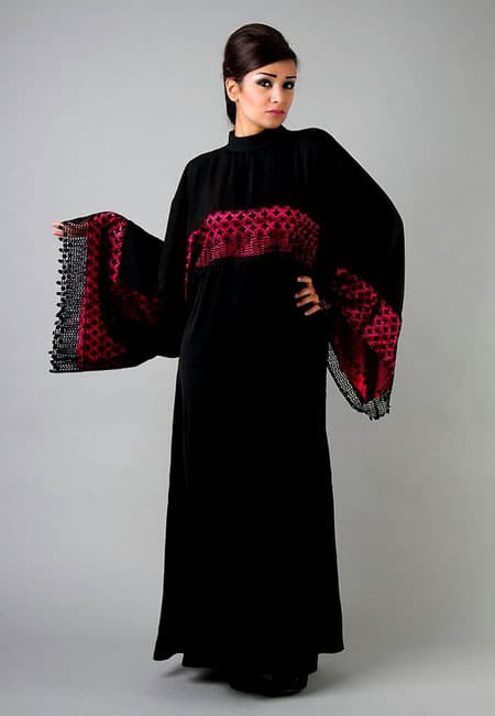 Beautiful Abaya Designs 2016 For Girls