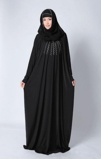 arabic style abaya