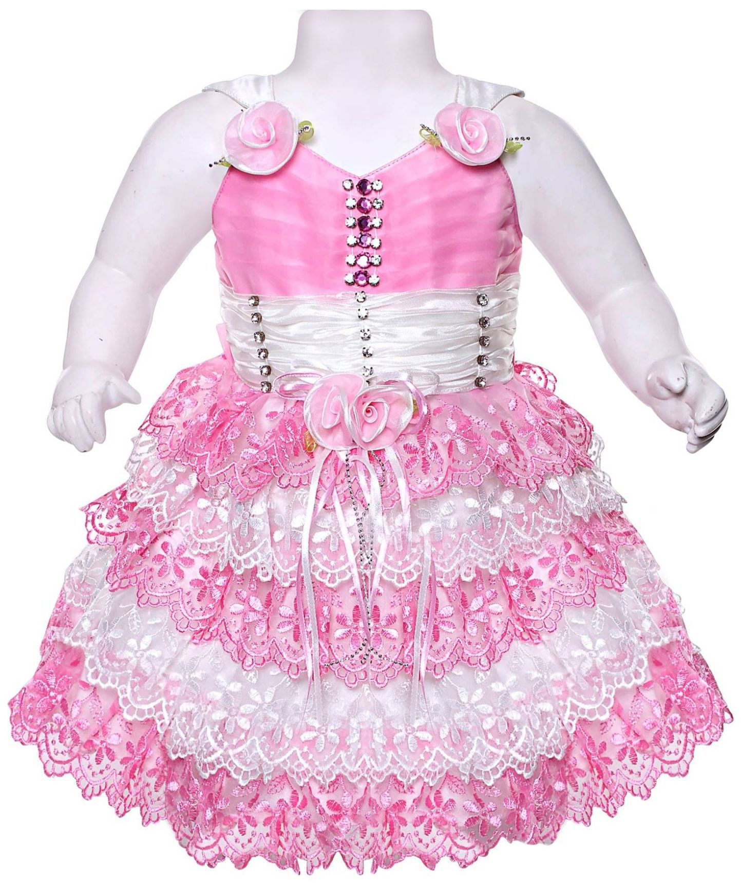 cf71f747f Latest Baby Frock Designs 2016 for Small Kids