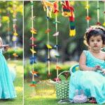 baby models cute frocks designs