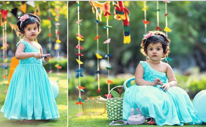 ba309c3cfa74 Latest Baby Frock Designs 2016 for Small Kids
