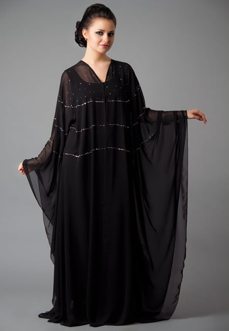beautiful abayas designs