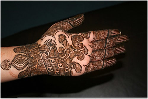 beautiful wedding henna designs 2015