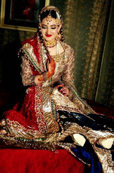 3778187d91 beautiful new designs of barat wedding function dresses for girls and brides