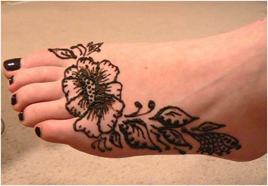 Mehndi Designs Hands And Feet : Simple arabic mehndi designs for hands feet