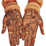 henna design for weddings