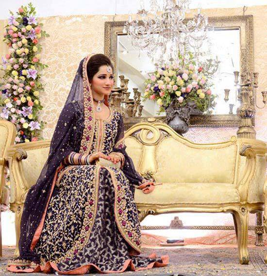 Bridal dresses 2015 for walima