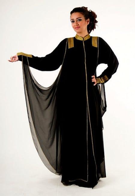 butterfly abaya styles