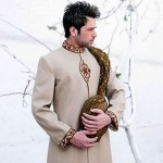 fashionable dresses for man for barat function
