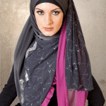 Latest hijab styles for women