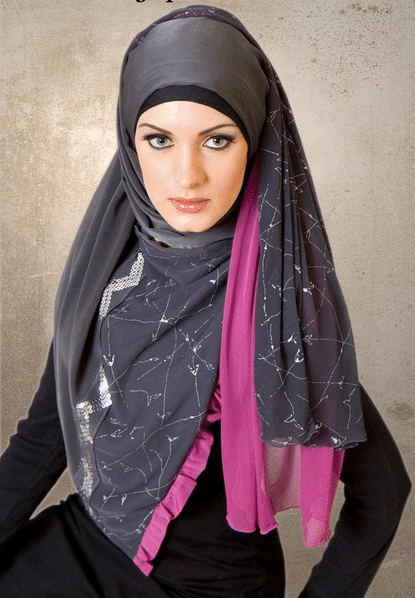 New Hijab Styles Of 2016 For Different Face Shapes