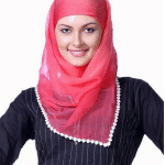 Hijab styles for female students