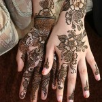 Mehndi designs for hands trends 2015
