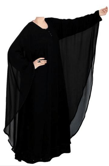 loose muslim style abaya