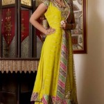 mehndi dresses for summer - halfsleeves