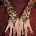 Latest designs of henna