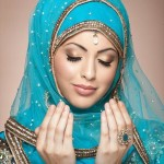 beautiful islamic hijab girl