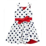 new baby frocks design with belts and ribbon