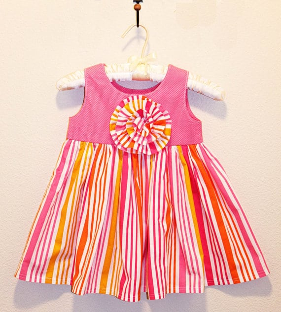 new designs of baby frocks