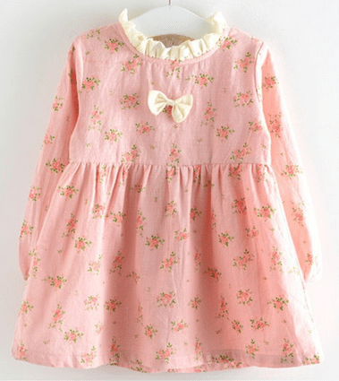 e07b24cee Latest Baby Frock Designs 2016 for Small Kids