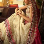pakistani bridal wear for barat 2015