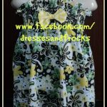 pakistani frock design real sample cotton