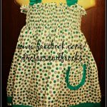 party wear cotton frock for girls