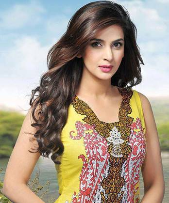 Hot Pakistani Actress 2015 - Saba Qamar