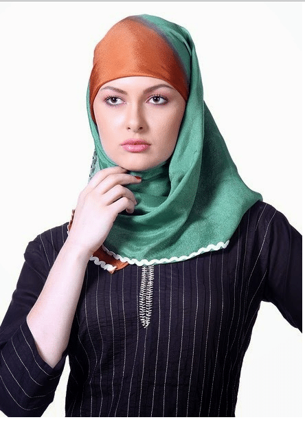 silk scarf and hijab collection 2015 styles trends