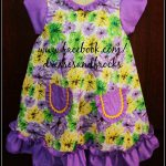 small new born baby frocks with pockets