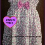 summer frcok latest design 2015 custom made product