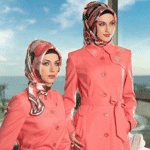 unique abaya and hijab styles for round faces