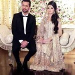 walima dresses 2015 pakistani atif aslam wedding